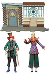 Alice Through the Looking Glass Select Hatter Figure