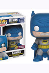 Pop DC Heroes Dark Knight Returns Batman Blue Previews Exclusive Vinyl Figure