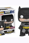 Pop DC Heroes Dark Knight Returns Batman Black Previews Exclusive Vinyl Figure