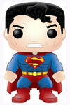 Pop DC Heroes Dark Knight Returns Superman Previews Exclusive Vinyl Figure