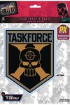 Suicide Squad Taskforce X Previews Exclusive Logo Decal