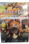 Attack On Titan Tactical Board Game