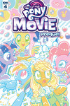 My Little Pony Movie Prequel #4 (Retailer 10 Copy Incentive Variant Cover Edition)