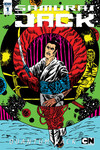 Samurai Jack Quantum Jack #1 (of 5) (Retailer 10 Copy Incentive Variant Cover Edition)