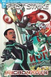 Micronauts First Strike #1 (Cover B - Panda)