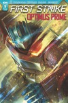 Optimus Prime First Strike #1 (Cover A - Pitre-durocher)