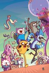 Adventure Time Regular Show #2 (Retailer 10 Copy Incentive Variant Cover Edition)