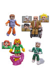 Marvel X-Men vs. Brotherhood Minimates Set