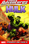 Marvel Adventures Hulk TPB Vol. 3 Strongest Digest - nick & dent