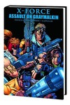 X-Force Assault On Graymalkin Prem HC