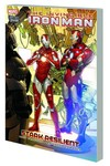 Invincible Iron Man TPB Vol. 06 Stark Resilient Book 2
