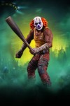 Batman Arkham City Series 3 Clown Thug With Bat Action Figure