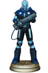 DC Superhero Chess Figure Coll Mag #15 Mr Freeze Black Pawn