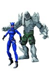 Injustice Catwoman vs. Doomsday 2 Pack Action Figure