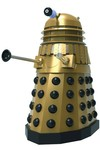 Doctor Who Dalek Maxi Bust Gold Day of the Daleks Version