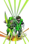 Absolute Green Lantern Green Arrow HC