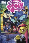 My Little Pony Friendship Is Magic #33 (Subscription Variant)