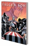 Fallen Son Death Of Captain America TPB New Printing