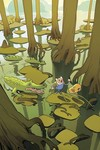 Adventure Time #43 (Subscription Ng Variant)