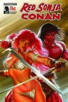 Red Sonja Conan #1 (of 4) (Cover A - Ross)