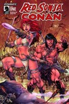 Red Sonja Conan #1 (of 4) (Cover B - Benes)