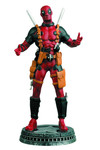 Marvel Chess Figure Coll Mag #43 Deadpool White Pawn