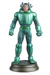 DC Superhero Chess Figure Coll Mag #92 Metallo Black Pawn