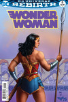 Wonder Woman #5 (Cho Variant Cover Edition)