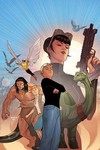 Future Quest #4 (Renaud Variant Cover Edition)