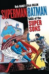 Superman Batman Saga of the Super Sons TPB New Ed