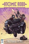 Atomic Robo And The Temple Of Od #1 (of 5)
