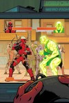 Deadpool And Mercs For Money #2