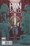 Star Wars Han Solo #3 (of 5) (Walsh Variant Cover Edition)
