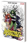 Color Your Own Women Of Power TPB