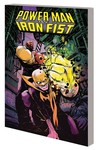 Power Man And Iron Fist TPB Vol. 01 Boys Are Back In Town
