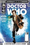 Doctor Who Supremacy Of The Cybermen #4 (of 5) (Cover A - Vitti)