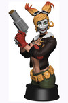DC Bombshells Harley Quinn Previews Exclusive Statue Paperweight