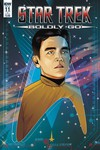 Star Trek Boldly Go #11 (Cover B - Shasteen)
