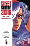 Ghost Station Zero #1 (of 4) (Cover A - Chankhamma)