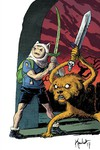 Adventure Time Comics #14 (Retailer 15 Copy Incentive Variant Cover Edition)