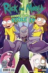 Rick & Morty Pocket Like You Stole It #2 (of 5) (Kirkland Variant Cover)
