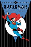 DC Archives - Superman Action Comics HC Vol. 04