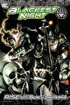 Blackest Night: Rise Of The Black Lanterns HC