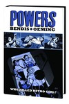 Powers Prem HC Vol. 01 Who Killed Retro Girl