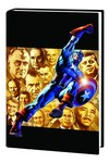 Captain America Man Out Of Time Prem HC