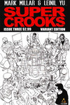 Supercrooks #3 (of 4) (Variant Cover Edition)