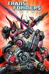 Transformers Prime Rage of the Dinobots TPB