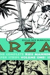 Tarzan Russ Manning Newspaper Strips HC Vol. 01 1967-1970
