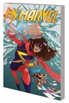 Ms Marvel TPB Vol. 03 Crushed