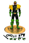 One-12 Collective Judge Dredd Action Figure